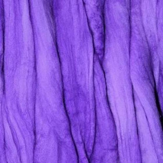 Purple Pixie Batts - Highland Felting and Fibre Supplies