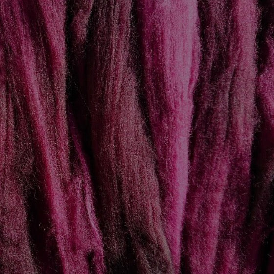 Razzleberry Tops - Highland Felting and Fibre Supplies