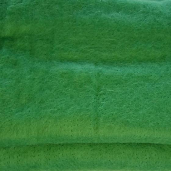 Spring Leaves Batts - Highland Felting and Fibre Supplies