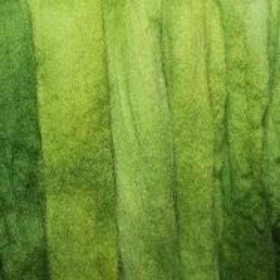 Spring Leaves Tops - Highland Felting and Fibre Supplies