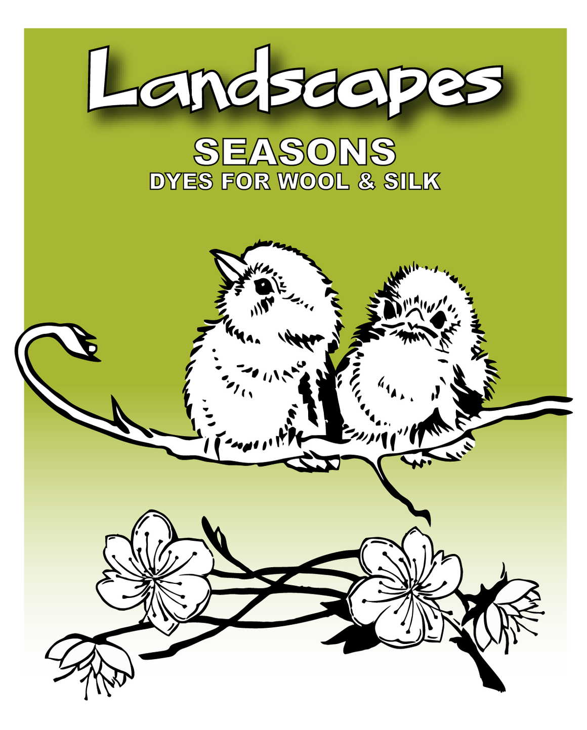 Landscapes Seasons - Spring Sampler Kit