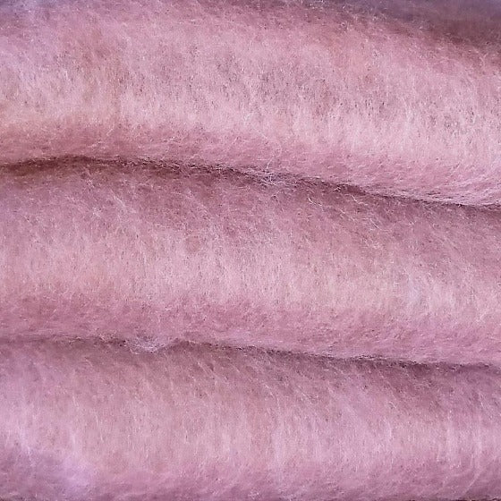 Antique Pink Prefelts - Highland Felting and Fibre Supplies