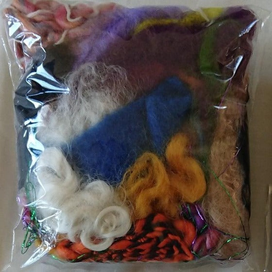 Bits and Bobs - Highland Felting and Fibre Supplies