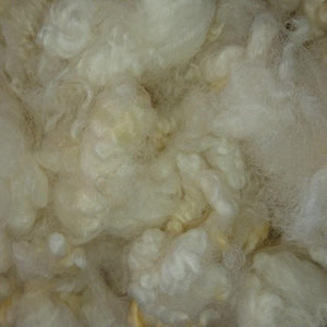 English/Border Leicester Washed Fleece - Highland Felting and Fibre Supplies