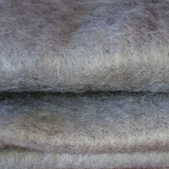 Grey Mist Prefelts - Highland Felting and Fibre Supplies