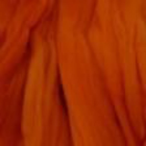 Tangerine Batts - Highland Felting and Fibre Supplies