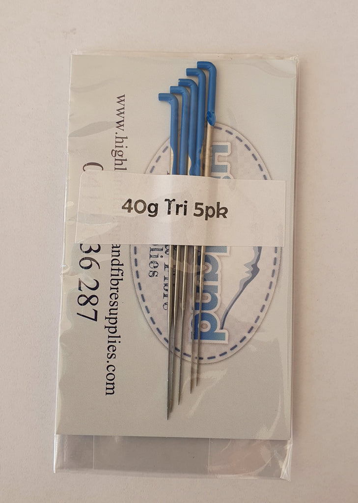 Triangular Blade Needles