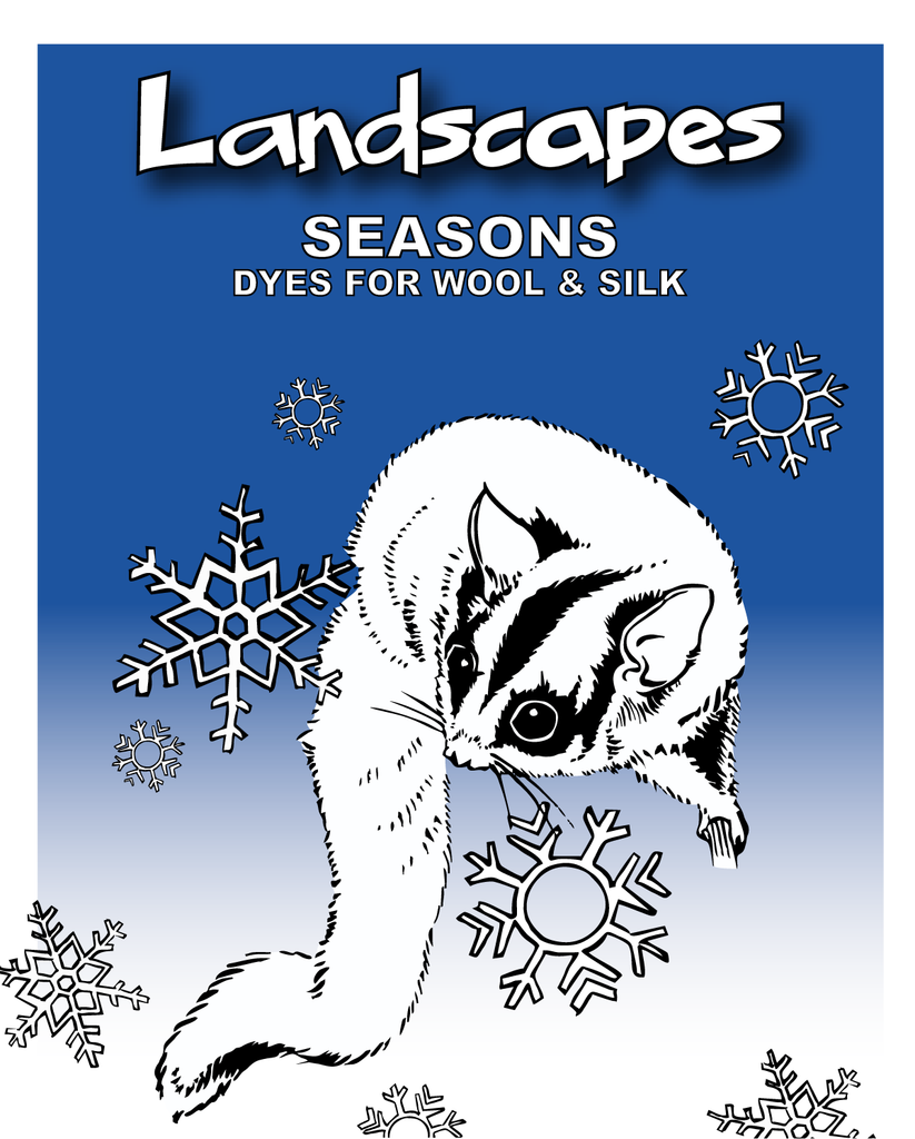 Landscapes Seasons - Winter Sampler Kit