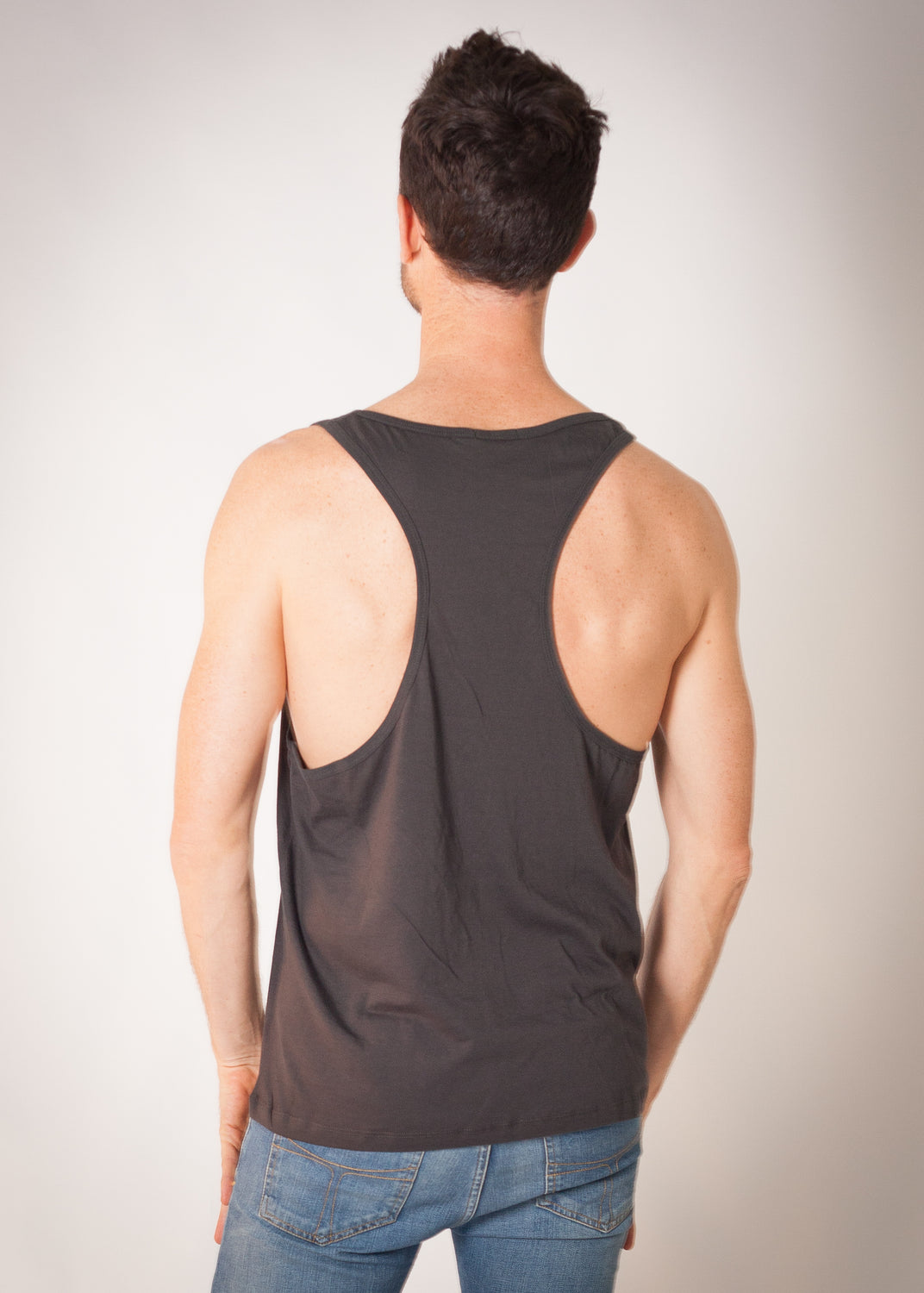 Sweat! Bold Intention Racerback Singlet