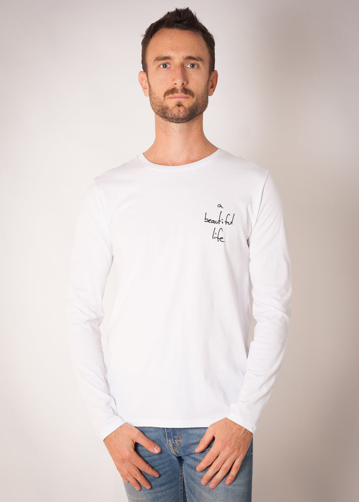 Heart on your sleeve Long Sleeve T