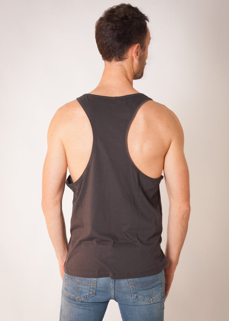 Sweat!  Kali Pocket Racerback Singlet