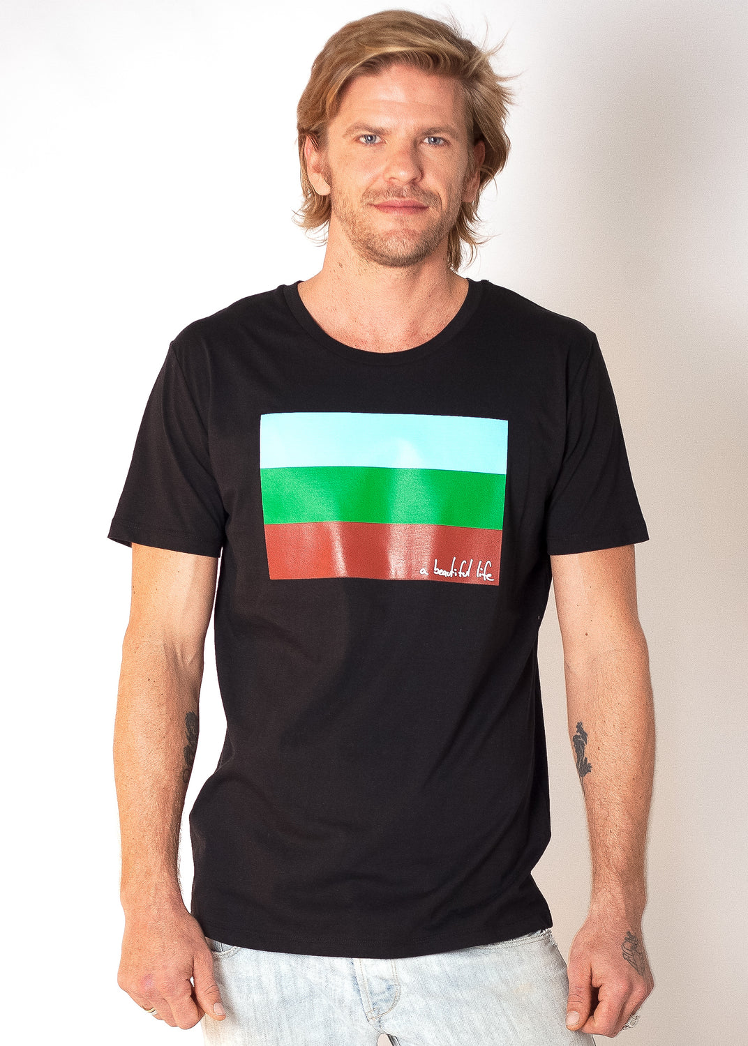 Forest Flag T