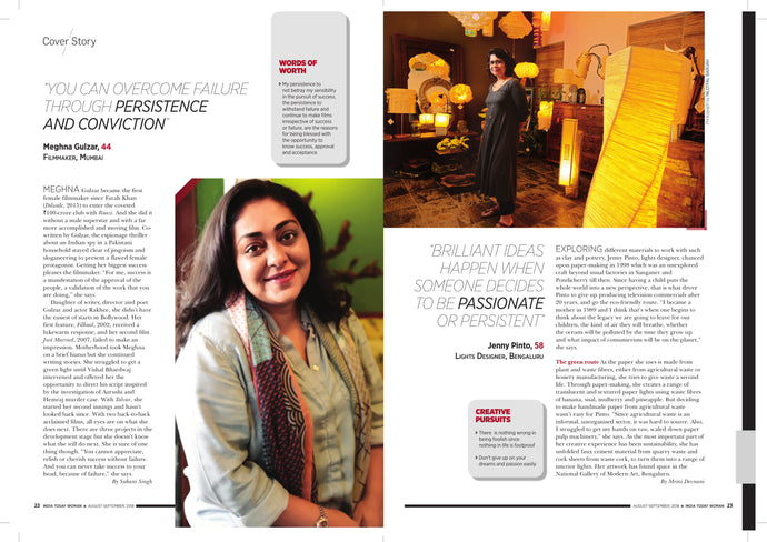 India Today Woman '18