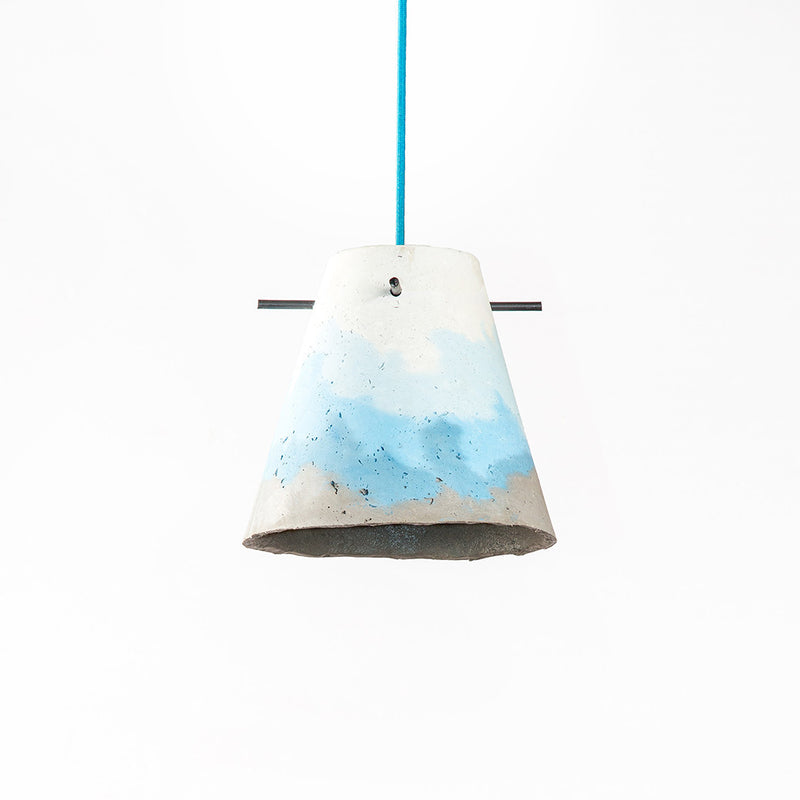 Aglow Pendant Lamp (Blue Gradation)