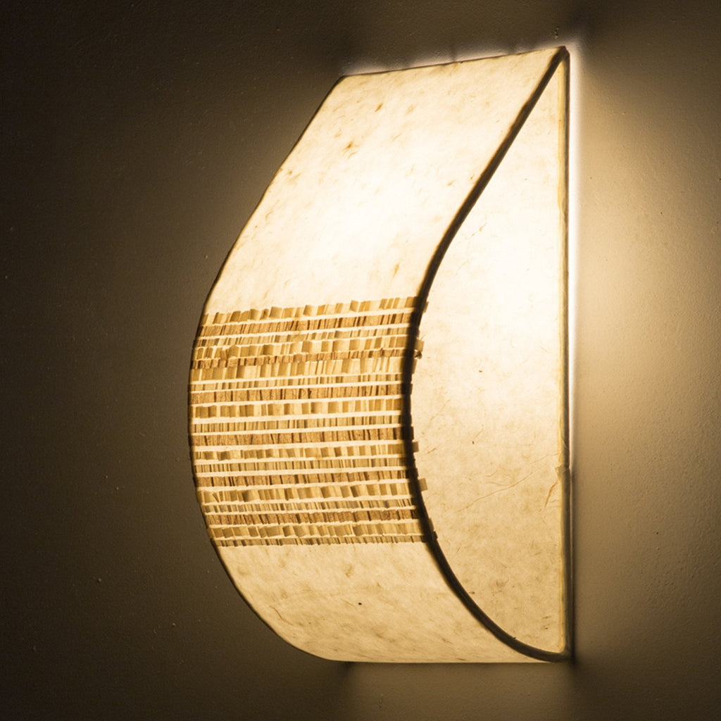 Athens Horizontal Stripes Wall Lamp