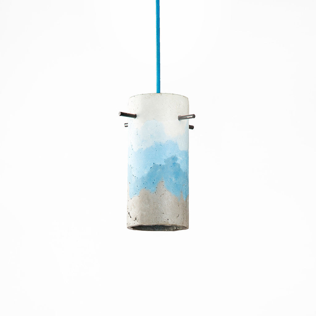 Aura Pendant Lamp (Blue Gradation)