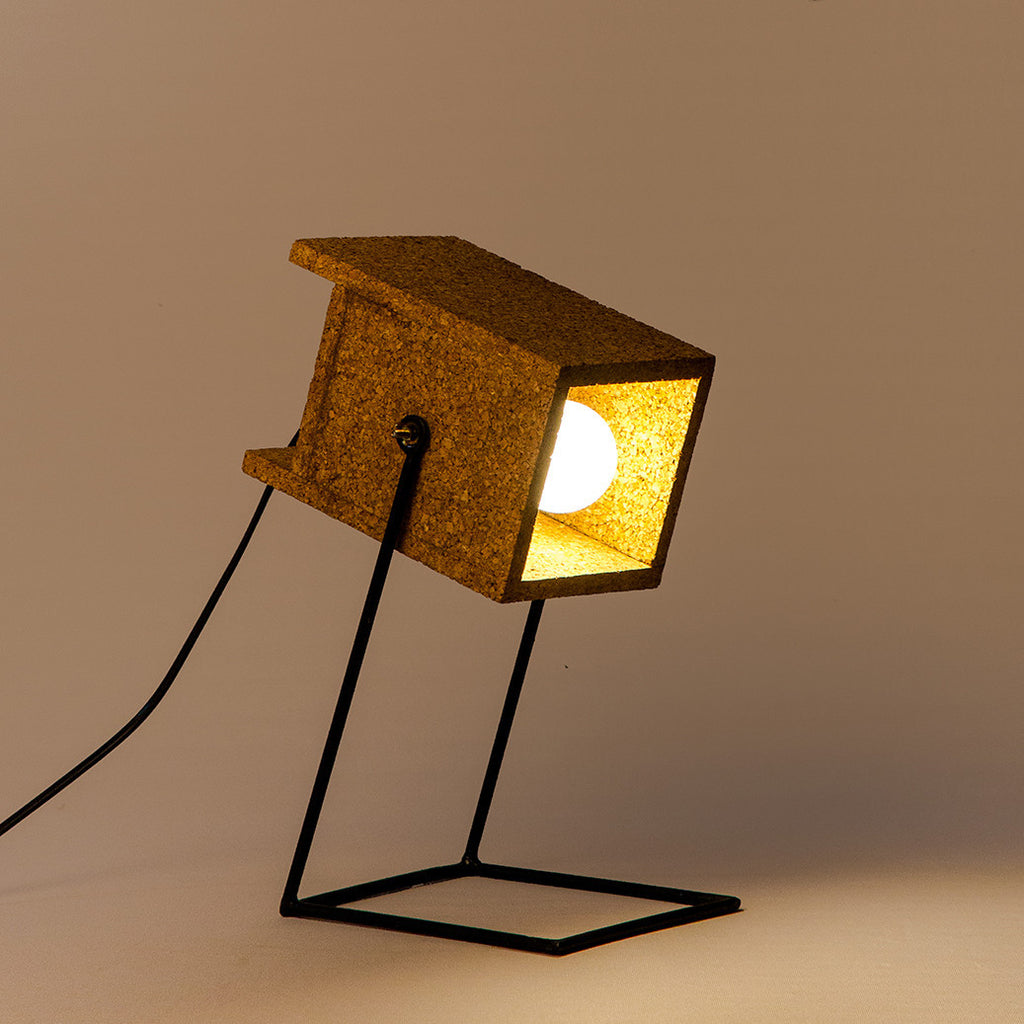 Cork Sleek Table Light