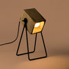 Cubitate Sleek Table Lamp