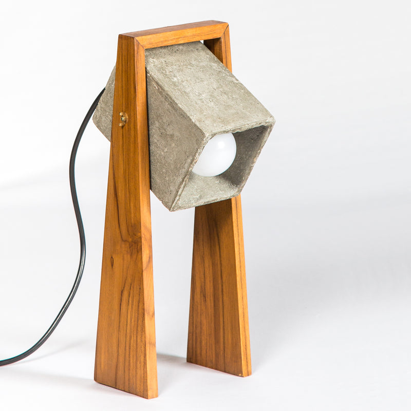 Cubitre Woodlot Table Lamp