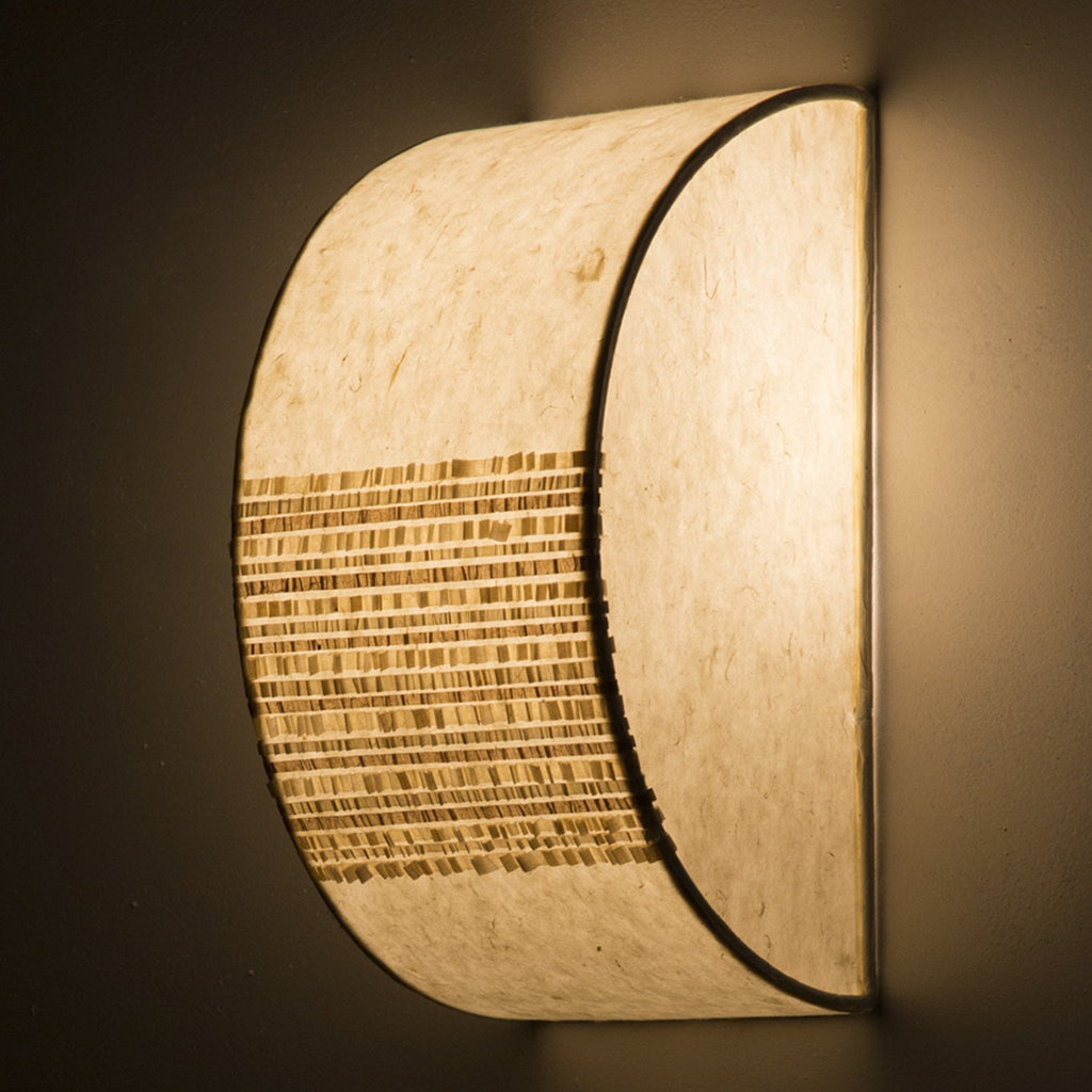 Cyprus Horizontal Stripes Wall Lamp