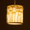 Elephant Shadow Play Pendant Lamp