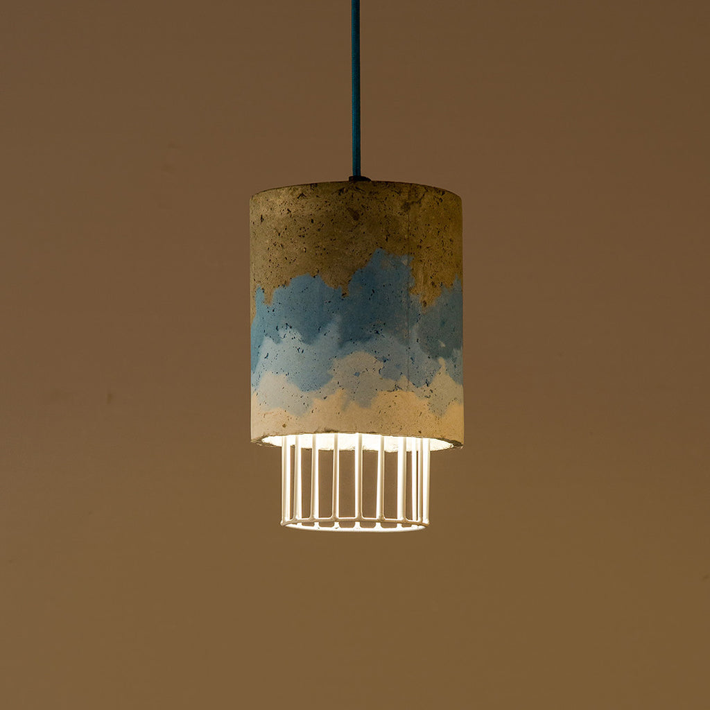 Ether Pendant Lamp (Blue Gradation)