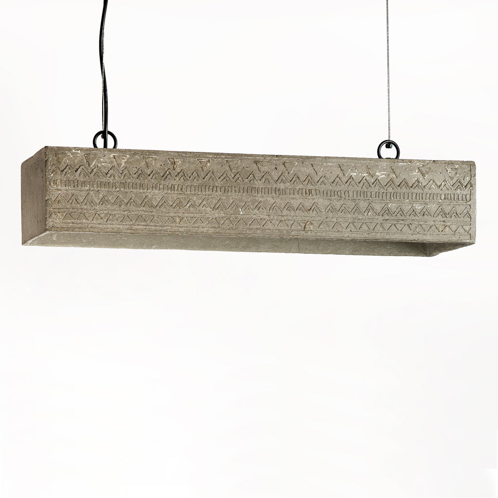 Expanse Assorted Pendant Lamp (Tribal Print)