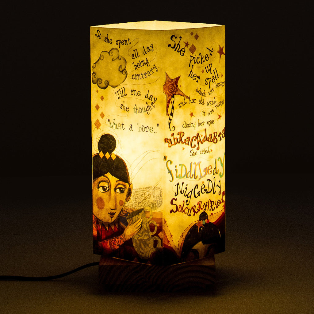 Fairy Mary Table Lamp