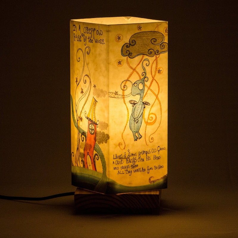 Grumpus Old Grood Table Lamp