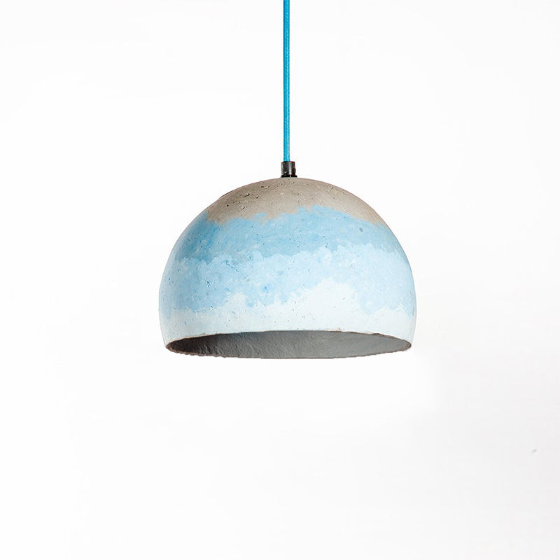 Illuminate Pendant Lamp (Blue Gradation) (Small)