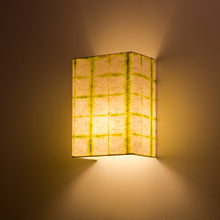 Brick Shibori Wall Lamp