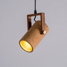 Cork Pivot Pendant Light