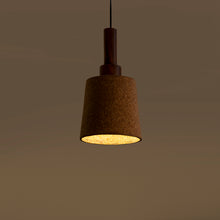 Carmel Stepped Light Dark Pendant Lamp
