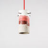 Aura Pendant Lamp (Red Gradation)