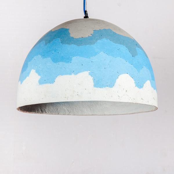 Illuminate Relic Pendant Lamp (Blue Gradation) (Big)