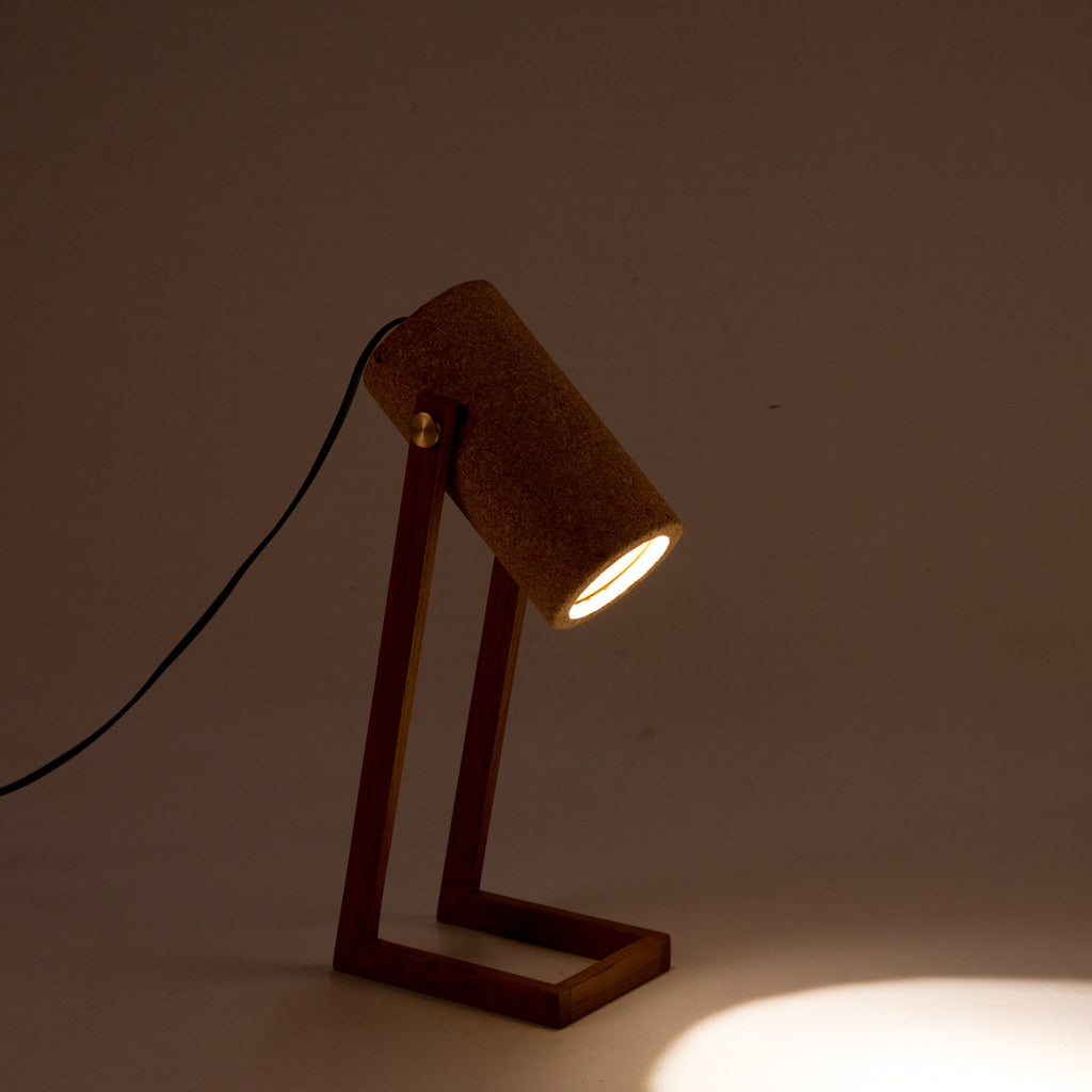 Genesis Cork Table Lamp