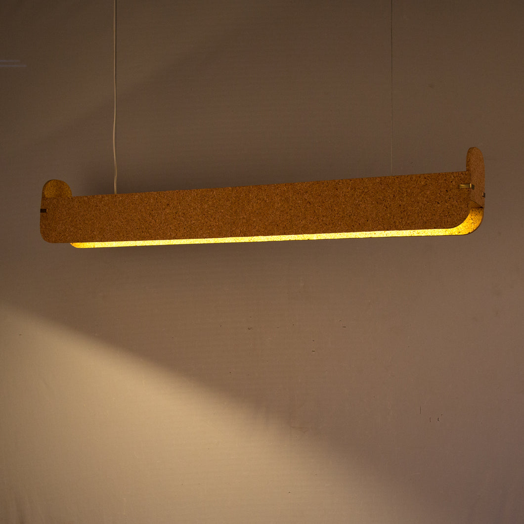 Eden Pendant Lamp (Light Cork)