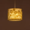 Lotus Shadow Play Pendant Lamp