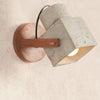 Cubiform Wall Lamp