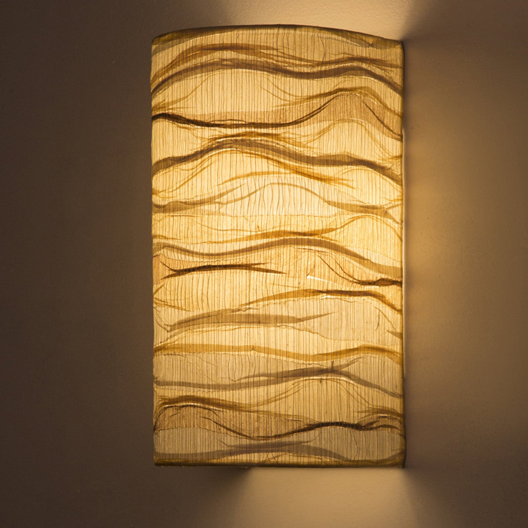 Tower Woven Wall Lamp