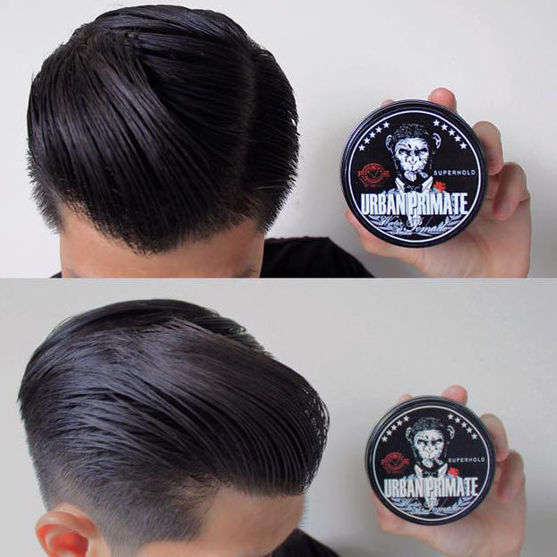 Water-Based Hair Pomade Super Hold 90g