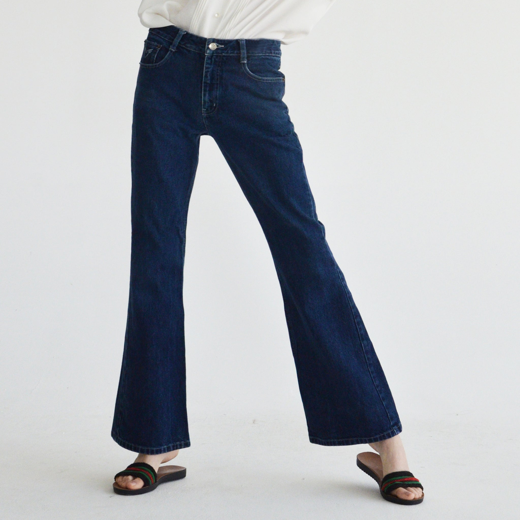 Vintage High Rise Jeans
