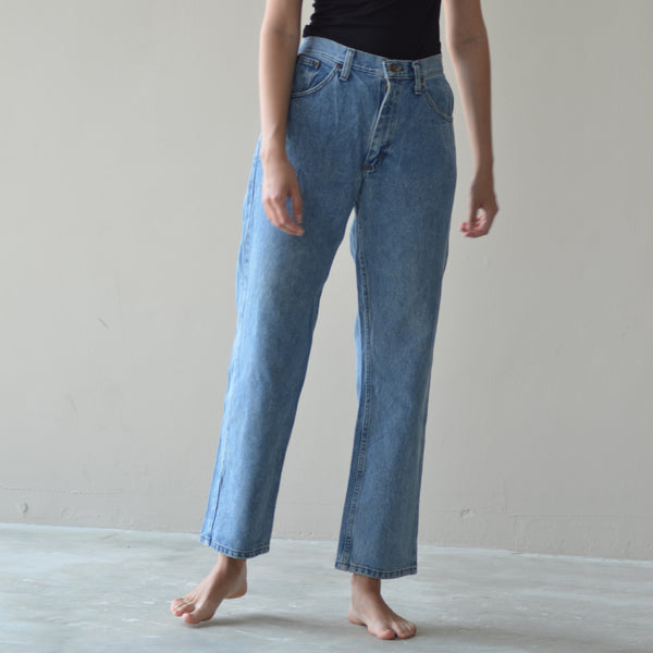 Vintage Lee High Waisted Jeans