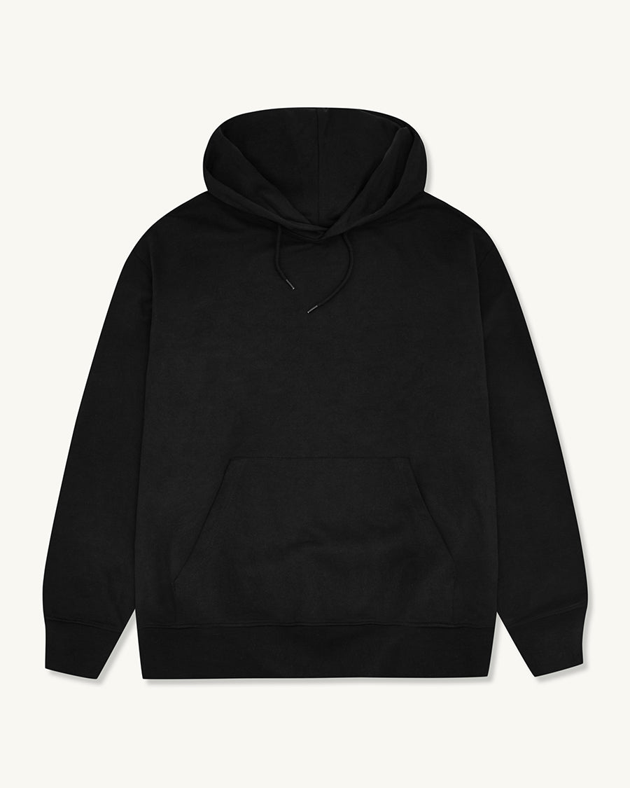 Hooded Sweatshirt | Black - Farnol
