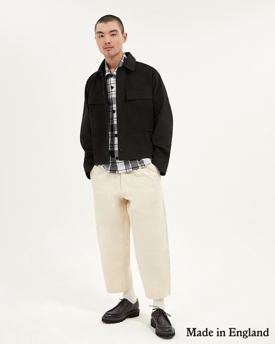Worker Pant | Stone - Farnol