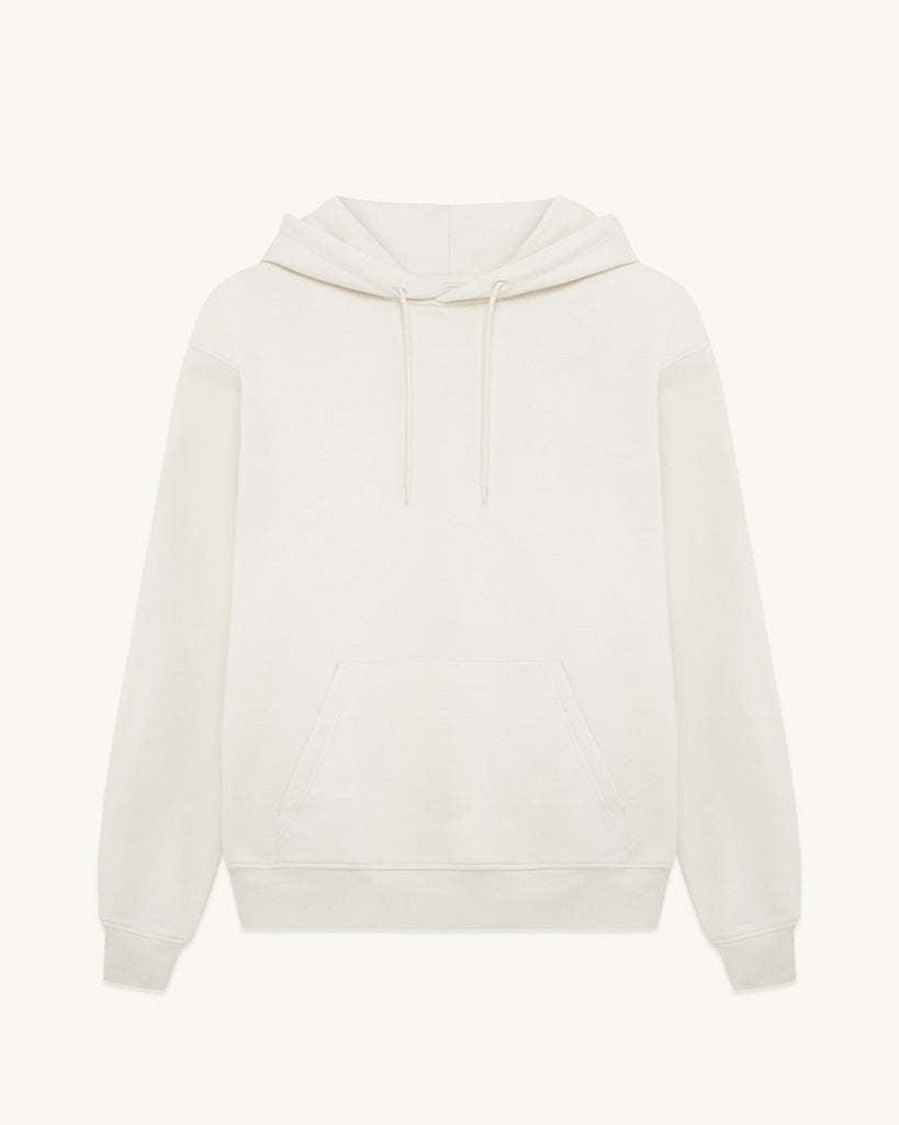 Hooded Sweatshirt | Ivory - Farnol