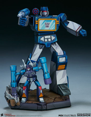 Transformers - Soundwave Classic Series Statue