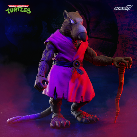 Super7 - Teenage Mutant Ninja Turtles Ultimates Splinter Super7 - TOYBOT IMPORTZ