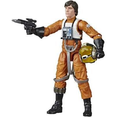 Star Wars - The Black Series: Wedge Antilles HASBRO - TOYBOT IMPORTZ