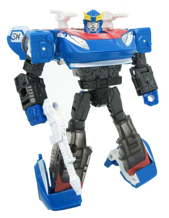 Transformers - Generations Selects - Deluxe Smokescreen [Exclusive] HASBRO - TOYBOT IMPORTZ
